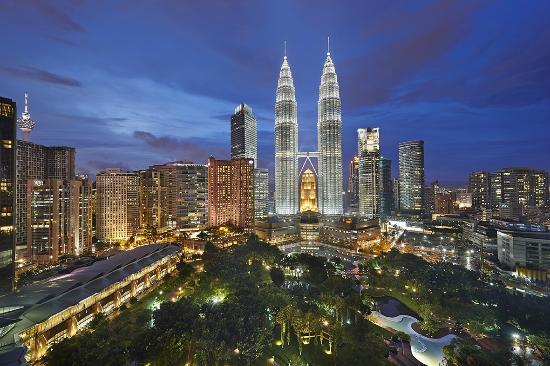 Kuala Lumpur ve Singapur