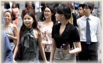 Singapur'da yaşamak …
