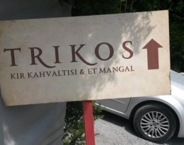 Terkos Gölü ve TRIKOS Kahvaltı & Et Mangal