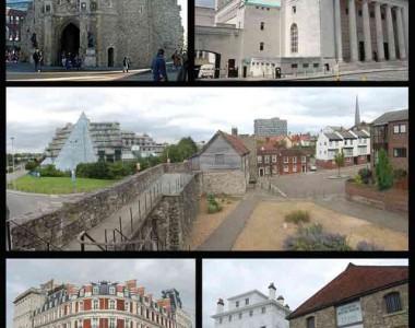 Southampton : Londra'ya bir saat uzaklıkta bir tarih