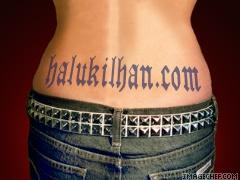 Facebook mu, halukilhan.com mu :)