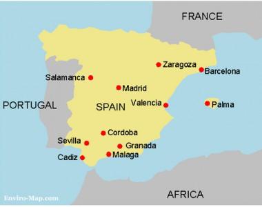 Endülüs ve Katalan bölgesi seyahat notları..
