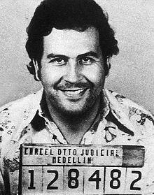 Pablo Escobar ve NARKOZ …
