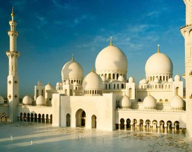 BAE ve Abu Dhabi seyahat notları …