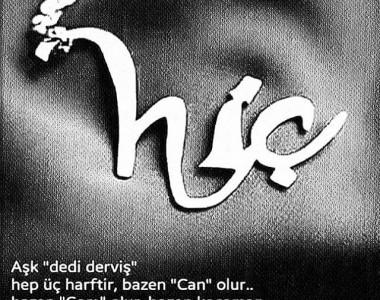 HİÇLİK …