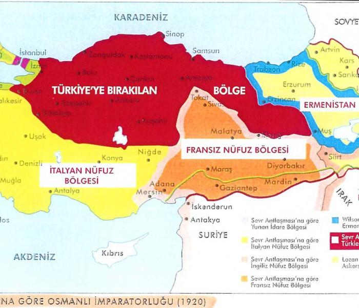 Lozan Antlaşması Neydi?