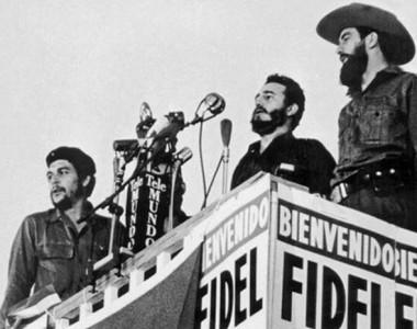 Güle güle büyük Devrimci  Fidel Castro