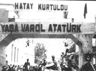 Atatürk ve Hatay