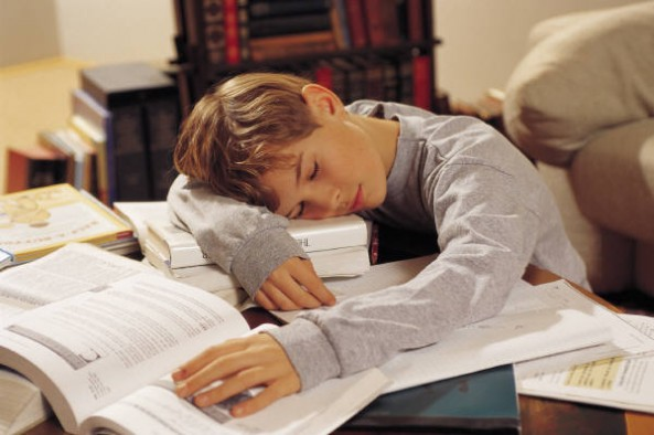 Çocuklarımız ders çalışıyor mu?