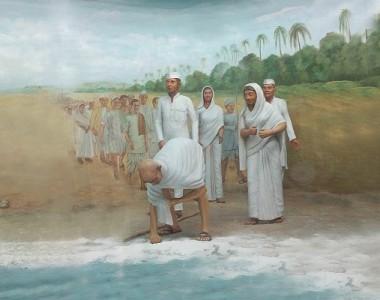 Gandhi'nin Tuz Yürüyüşü neydi?