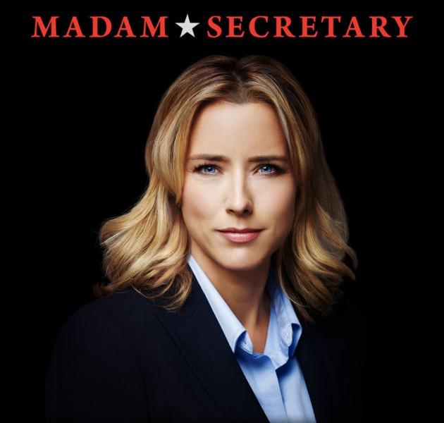 Madam Secretary dizisinden bir bölüm ve Menenjioma